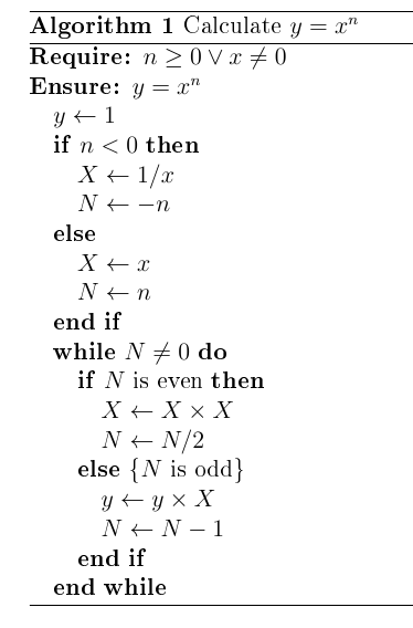 How to write algorithm and pseudocode in Latex ...
